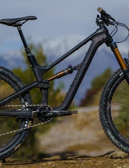 The new Canyon Spectral WMN with women's specific design