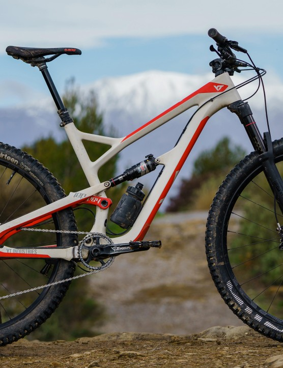 YT's Jeffsy 29 CF is our Trail Bike of the Year
