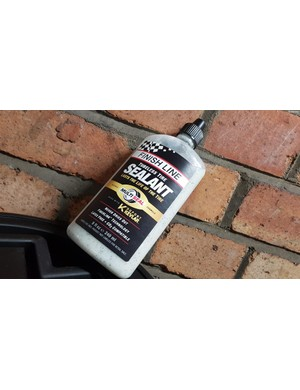 Sealant that stays good for the life of the tyre? We're intrigued...