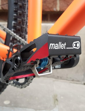 The Mallet has long been a popular choice for gravity riders