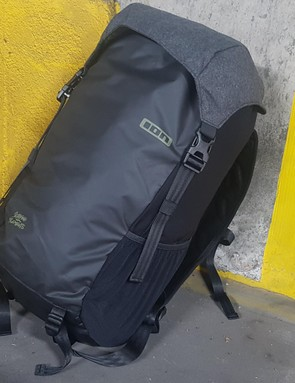 ION's Mission Pack 25 looks like the ideal urban hauling pack