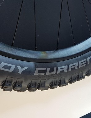 The Eddy Current will probably make it on to the latest generation of aggressive e-MTBs pretty soon