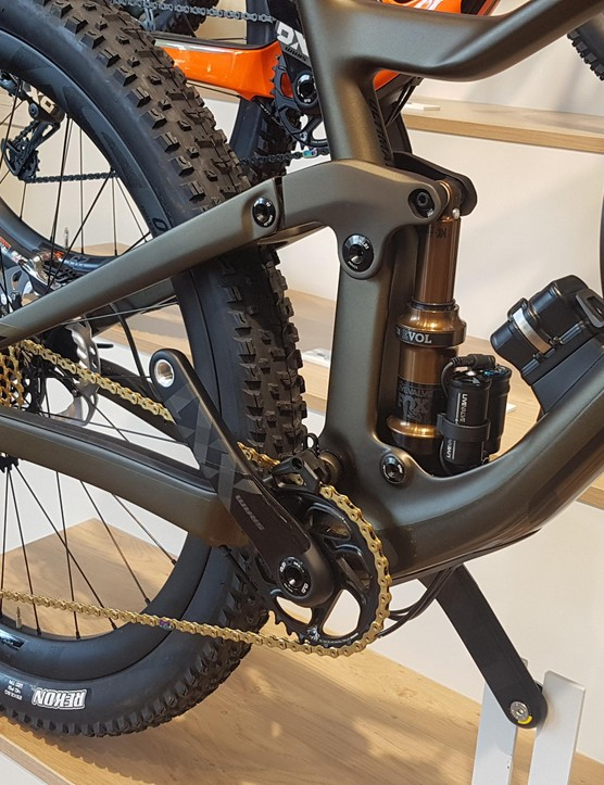 Fox's Live Valve is designed to automatically control your fork and shock's compression damping