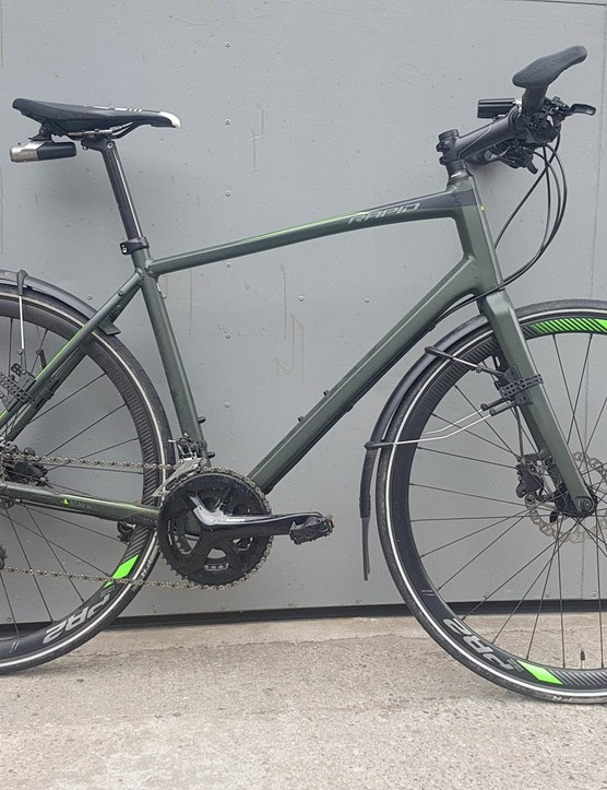 Giant's Rapid 0 is built for fast commutes