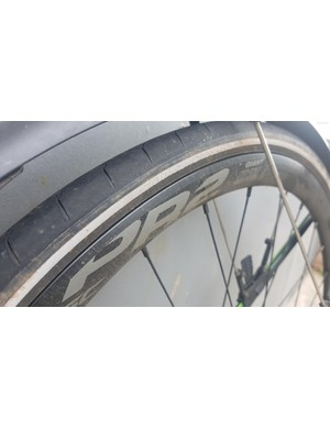 PR2 rims from Giant