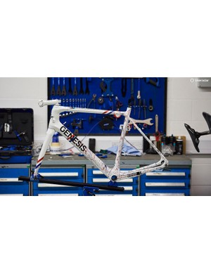 A look at the finished but unbuilt frameset