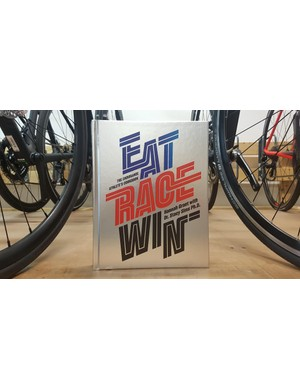 Eat Race Win — does what it says on the tin?
