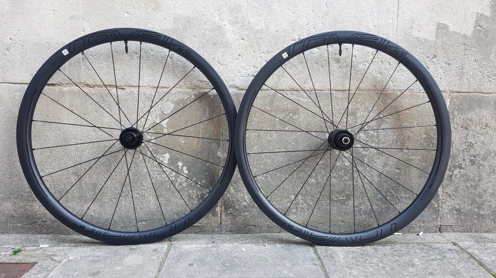 Roval's rather spangly 650b gravel wheels
