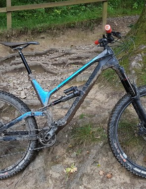 The Canyon Torque is a great bike