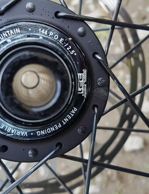 XD and Shimano freehubs will be available, and when the XTR Microspline license becomes available, Crankbrothers will be sure to get involved