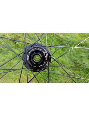 Patent Pending, Variable Sound — not only are the rims ride tuned, the freehub can be noise-tuned