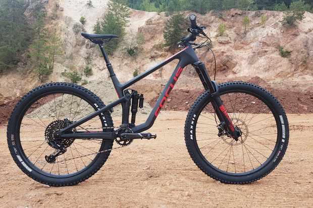 Focus's new SAM is a 170mm enduro bike