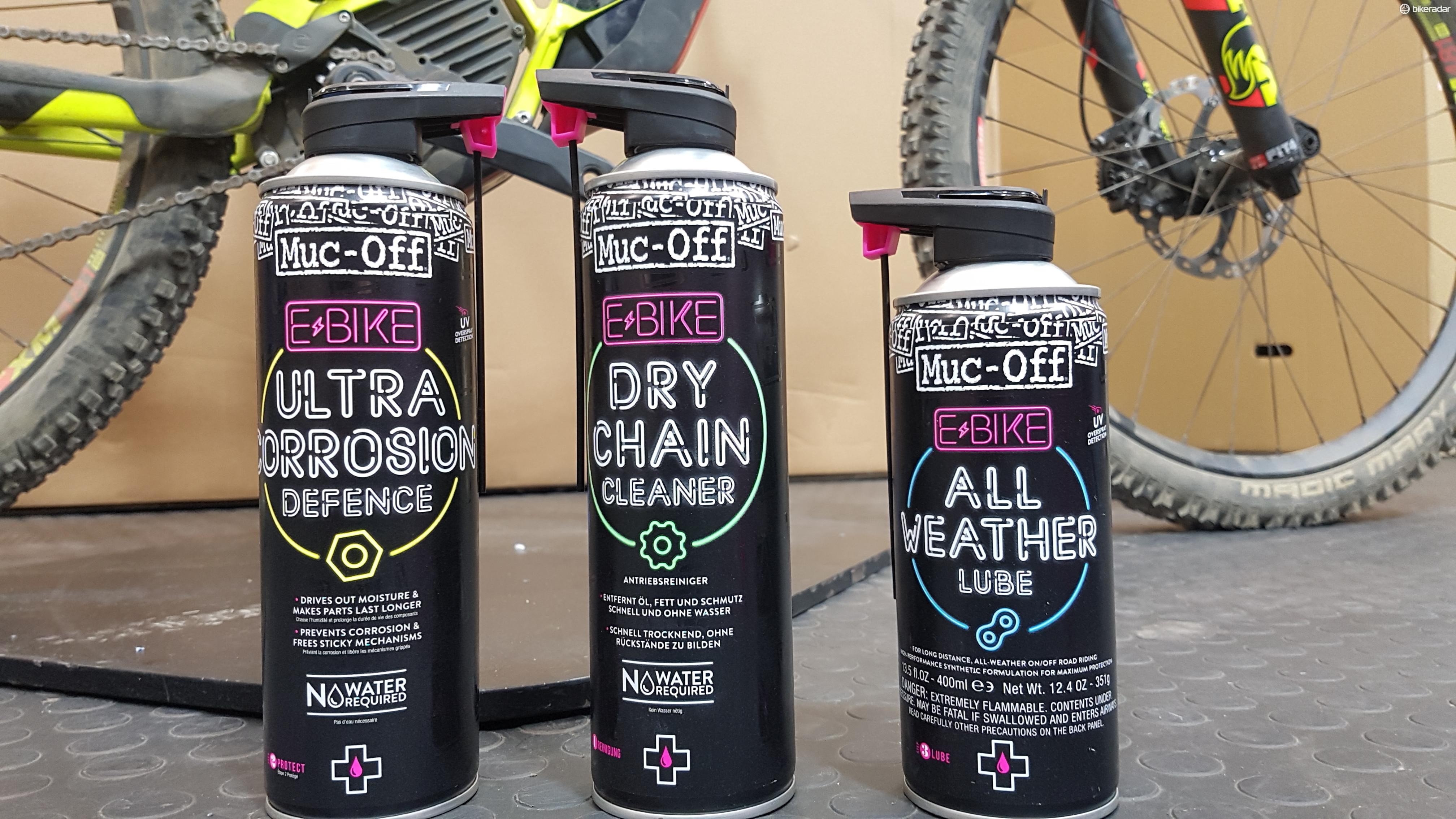 Anti-rust protector, chain cleaner and an all-round lube