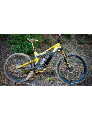 The Intense Tazer is its first entry into the e-MTB market