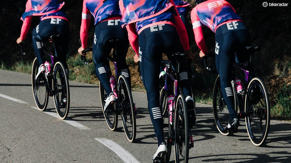 6abfef1c7f1 This is Rapha's first return to the WorldTour since ending their  partnership with Team Sky