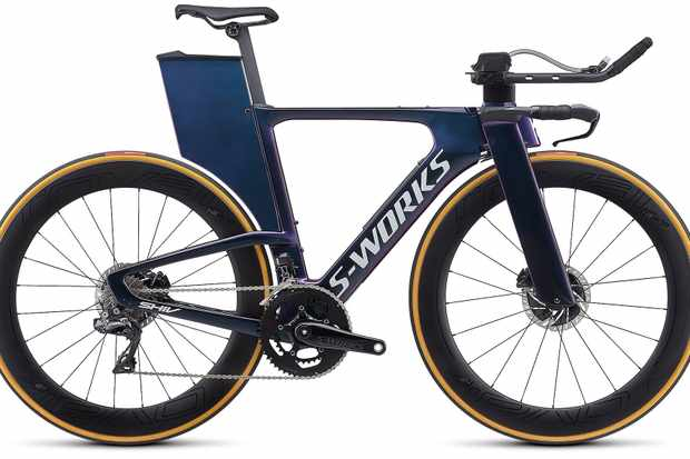 The 2019 Specialized Shiv is one of the more outlandish designs we've seen in recent years