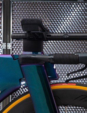 The cockpit is designed to fold and sit flush with the frame