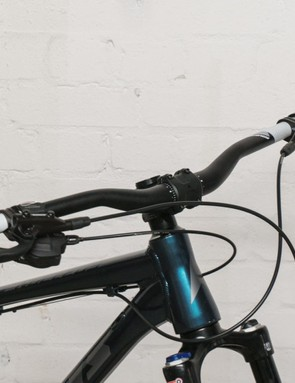 It's great to see such a capable cockpit on an affordable bike