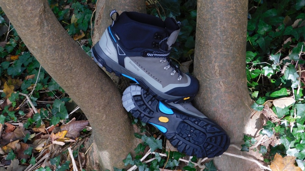 These boots have survived years of hike-a-bike abuse