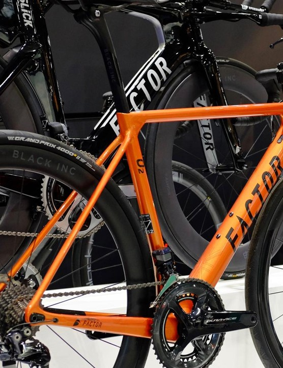 Factor's O2 bike is an aesthetically pleasing thing