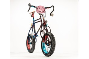 It's a combination of many things BicyclePubes has mocked about the bike industry as a whole