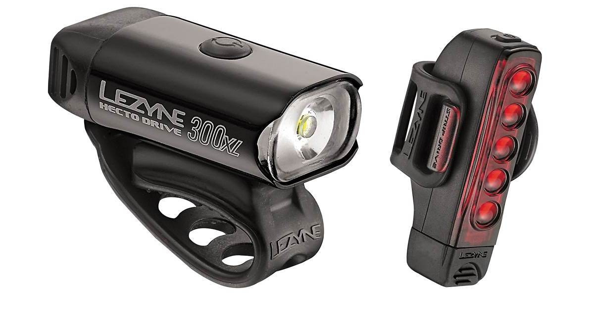 Lezyne Hecto Drive bike lights