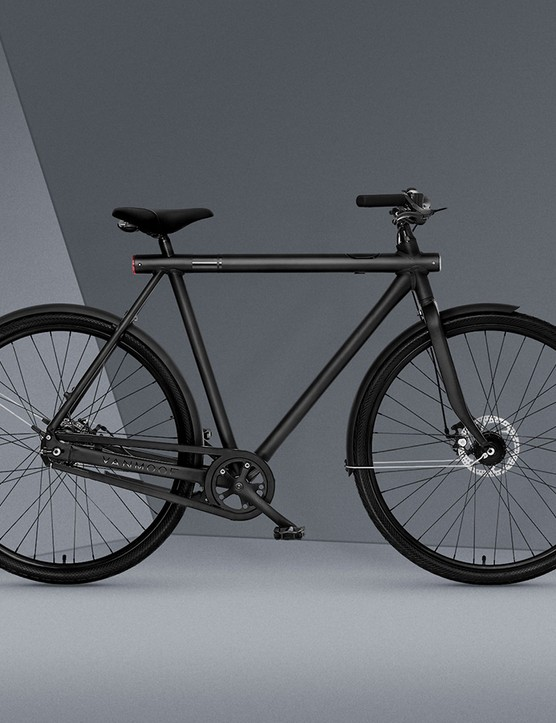 The current VanMoof SmartBike
