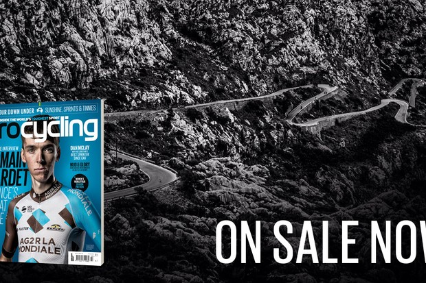 Save 17 percent on the cover price when you subscribe to Procycling