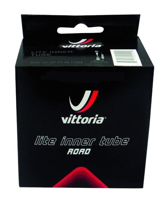Vittoria Lite inner tubes x20 700x18-25c Vittoria Ultralite road inner tubes x10 700x19/23c (42mm valve)