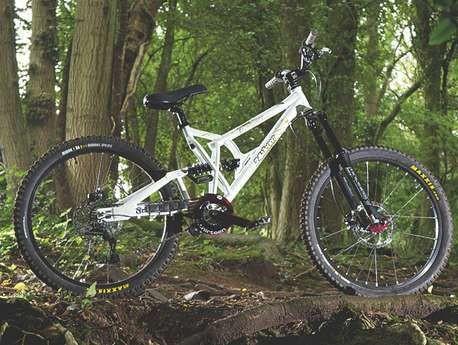 24Seven Dark Angel FR - BikeRadar