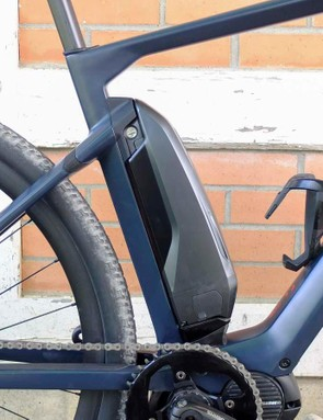 Dropped seatstays and the centralised battery