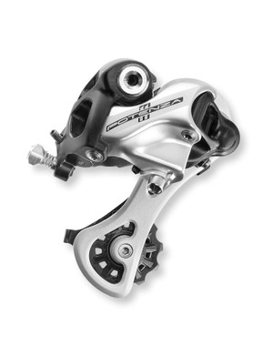 The medium cage rear mech is necessary for any cassettes with a largest sprocket greater than 29 teeth
