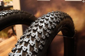 27.5+ tires can provide more traction and float in soft conditions