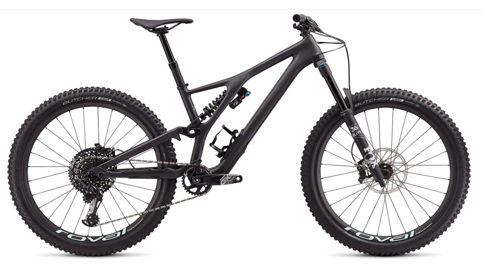 The Specialized Stumpjumper Evo Pro Carbon has landed