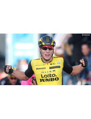 LottoNL-Jumbo have already racked up several wins in the glasses this season