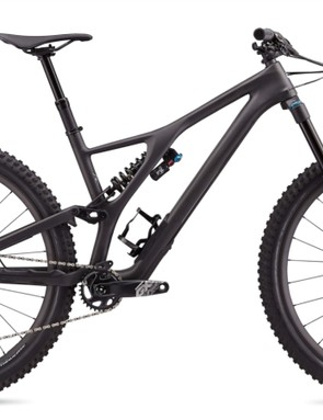 It's a super long, low, slack and aggressive trail bike with downhill capabilities