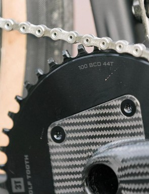 Wolf Tooth Components' 44t chainring