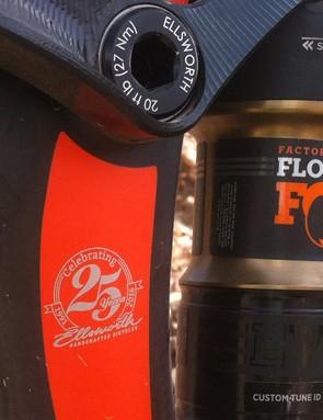 2016 sees Ellsworth celebrate 25 years of making mountain bikes