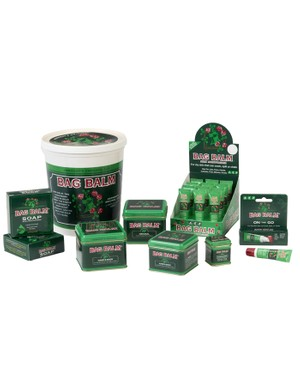 Bag Balm has an array of sizes for every use