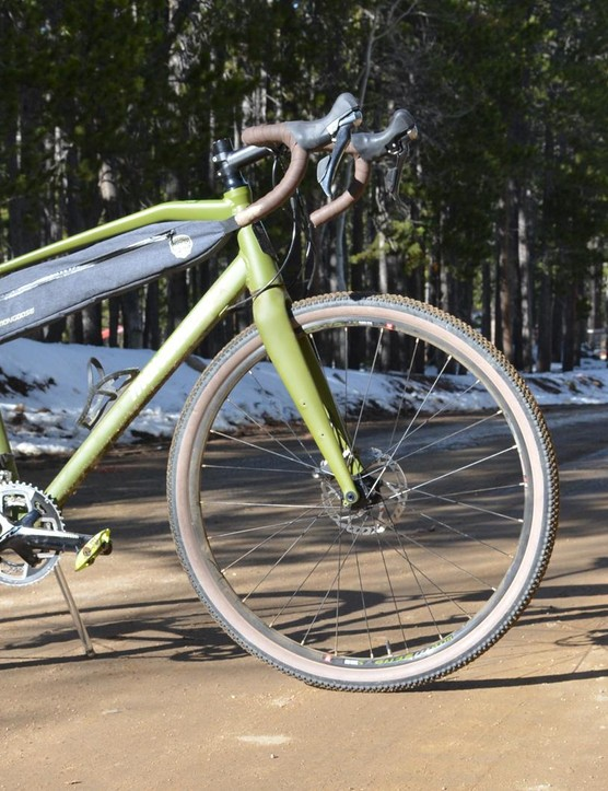 It can certainly handle the tarmac, but its home turf is decidedly gravel and dirt roads