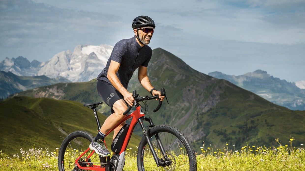 Fantic claims world's first gravel e-bike: the Gravel-X - BikeRadar