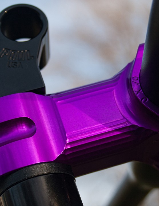 Paul's Boxcar stem is available in seven sizes