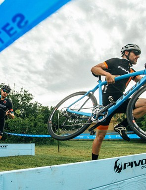 Cyclocross race rig? The Vault can do that