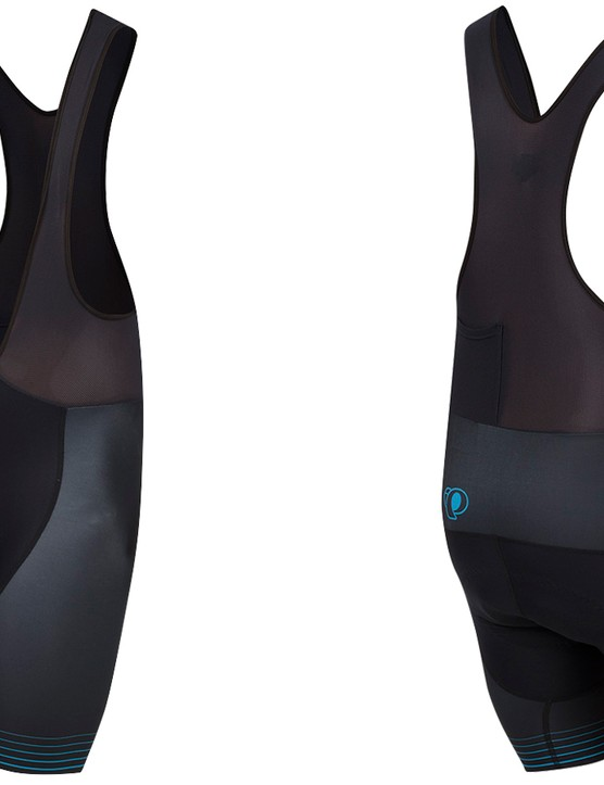 The PI / Black bib shorts have the company's strongest leg compression according to the brand