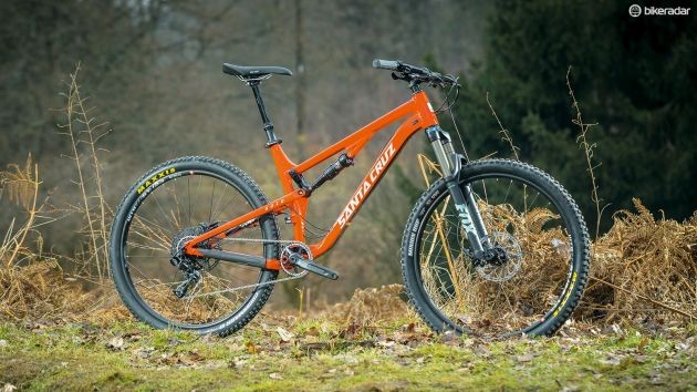 The 5010 from Santa Cruz comes with the company's lauded VPP3 rear suspension