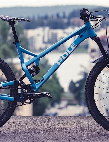Evolink 140 trail/Enduro bike