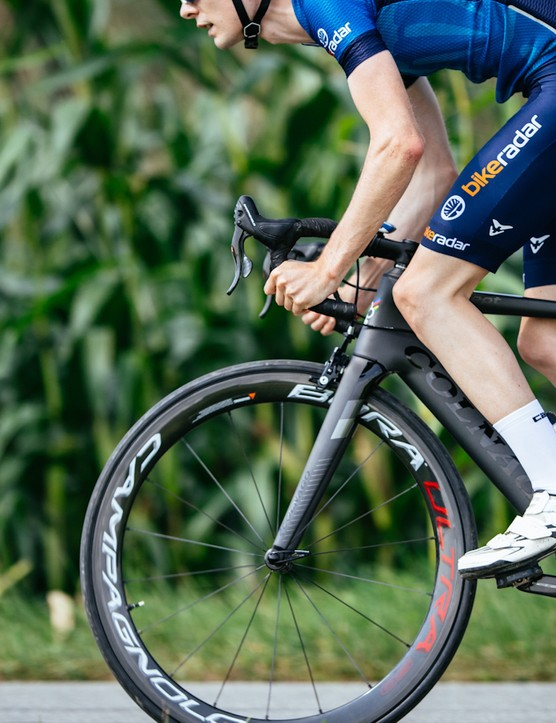 The Colnago Concept is the quintessential modern race bike