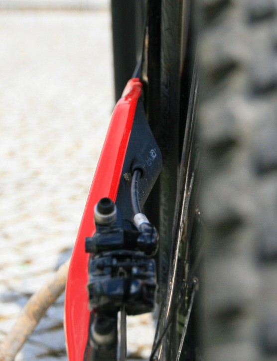 We all like tidy cable routing, though, and Marin is on to a winner here
