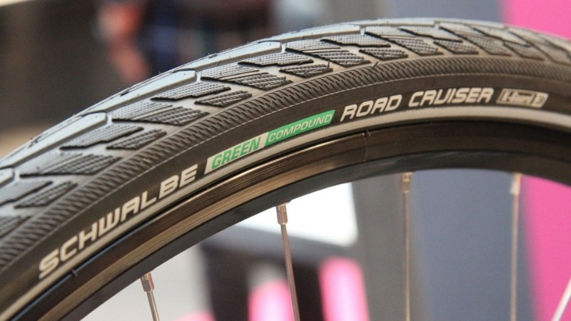 Anything that reduces the chances of punctures helps combat inner-tube waste