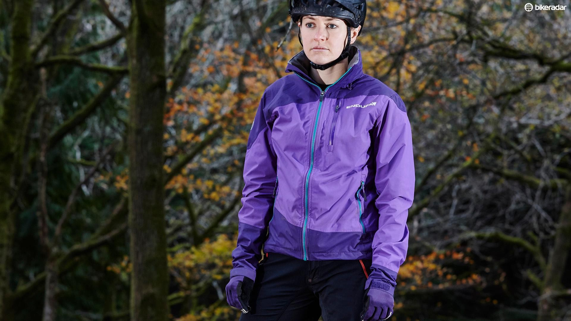 The Endura SingleTrack is a great all-round waterproof